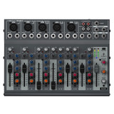 Behringer Xenyx 1002B 3-band EQ, Battery-powered Capability Premium 10-Input 2-Bus Audio Mixer