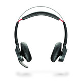 Plantronics Voyager Focus UC B825-M (202652-02) Active Noise Canceling Stereo Bluetooth Headset In Black