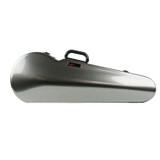 Bam 2200XLSC High Tech Contoured Viola Case - Silver Carbon