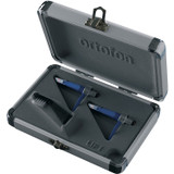 Ortofon Concorde DJ S Twin Pack - 2 x DJ Turntable Cartridges Fitted with Stylus