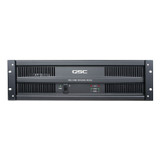 QSC ISA800Ti ISA Series 2 Channel 450 Watts per CH at 8 Ohms Professional Stereo Power Amplifier
