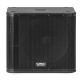 """QSC KW181 1000W 18"""" Active Powered Subwoofer"""