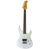 Yamaha PAC510V WH Solid-Body Electric Guitar in White