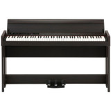 Korg C1AIRBR Air Digital Piano with Bluetooth in Rosewood Brown