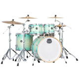 Mapex AR529SUM Armory Exotic 5 Piece Drum Shell Pack in Ultramarine Gloss