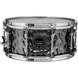 "Mapex ARST465HCEB Armory 14"" x 6.5"" Daisy Cutter Snare Drum in Black Chrome Finish"