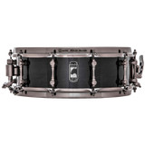 "Mapex BPML4500LNTB Black Panther 14"" Snare Drum Midnight in Black"