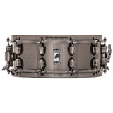 "Mapex BPST4551LN Black Panther Blade 5.5""x14"" Snare Drum in Black"