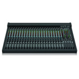 Mackie 2404VLZ4 VLZ4 Series 24-Channel 4-Bus FX, 20 Onyx Mic Preamps Analog Mixer with USB