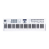 Arturia KeyLab 61 Essential 61-Note USB MIDI Controller Keyboard with Extensive Hands-on Controls