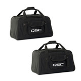 QSC K10 TOTE K-Series Tote Carrying Protective Speaker Bags and Covers (Pair)