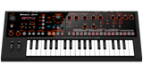 Roland JD-Xi 37-key  Digital Crossover Analog Synthesizer with 128 voice Polyphony, 4-track Sequencer, Gooseneck Mic, Vocoder and AutoPitch, Built-in Effects and USB MIDI Connectivity