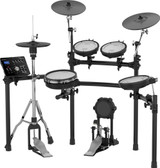 Roland V-Drums TD-25K 8-piece Electronic Drum Set with Mesh Heads, 3 x Cymbals, and TD-25 Sound Module