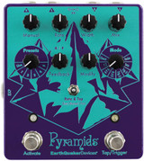 EarthQuaker Devices EQDPYRA Pyramids Stereo Flanging Device Effect Pedal