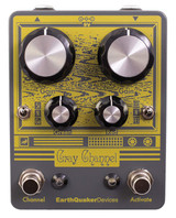 EarthQuaker Devices Gray 2 Channel Overdrive Distortion Pedal