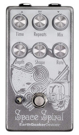 EarthQuaker Devices Space Spiral Modulated Delay Pedal