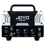 JOYO VIVO Bantamp 20w Distortion Channel Pre Amp Tube Hybrid Guitar Amp head with Built in Cab Speaker Amp Simulation and Bluetooth Wireless Connectivity