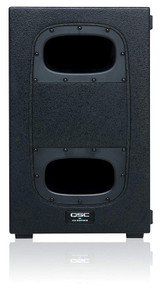 QSC KS112 12 inch 2000 Watt Powered Subwoofer in Black