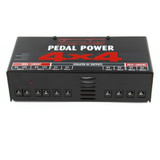 Voodoo Lab Pedal Power 4x4 Isolated Power Supply Power Supply for Digital Effects Pedals for up to Eight Pedals