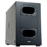 QSC KS212C K Cardioid Dual 12 inch  Powered 3600W  Subwoofer