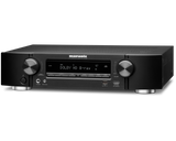Marantz NR1509 Ultra Slim 5.2 CH 50W 4K Ultra HD Bluetooth & AirPlay2 Network AV Receiver with Heos wireless multi-room audio technology and Intelligent ECO mode with off/on/auto setting