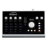 Audient iD44 20 x 24 USB Audio Interface with 4 Class A Mic Preamplifiers, 2 JFET DI Inputs, DSP mixe and ADAT Connectivity