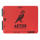 Walrus Audio Aetos 120V Clean Power Supply 8-output, isolated power supply Limited Edition in Red