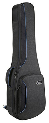 Reunion Blues RBCLP Continental Voyager LP style Electric Guitar Case with Dual adjustable endpin protection pads and Limited Lifetime Warranty