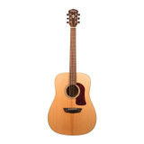 Washburn HD100SWEK-D Heritage 100 Series 6 String Acoustic Electric Guitar - Natural