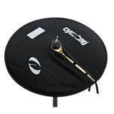 Cymbag CY16BK Case for Cymbals Protects Cymbals from Fingerprints, Dust and Dirt