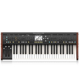Behringer DeepMind 12 49 key 12 voice Analog Synthesizer with Built-in Wi-Fi Noise Generator, Unison Detune, 8-bus Modulation Matrix, 32-step Sequencer and 4 Digital Effects Engines