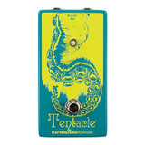 EarthQuaker Devices Tentacle V2 Analog Octave UpStompbox Guitar Effect Pedal with Flexi-switch for Momentary or Latching Operation