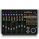 Behringer X-Touch USB MIDI Controller with 9 Touch-sensitive Motor Faders, 8 Rotary Encoders, and 92 Illuminated Buttons