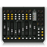 Behringer X-Touch Compact USB MIDI Controller with 9 Touch-sensitive Motor Faders, 16 Rotary Encoders and 39 Illuminated Buttons