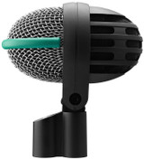 AKG D112 MKII Professional Kick/Bass Drum Instrument Dynamic Microphone with Flexible Integrated Mic Mount