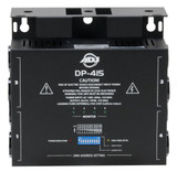 American Dj DP-415 Versatile 4 Channel Dimmer Pack with 10-Position DMX DIP Switch Settings and LED Indicators