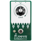EarthQuaker Devices Arrows V2 Preamp Booster Effect Pedal with True Bypass Soft Switching