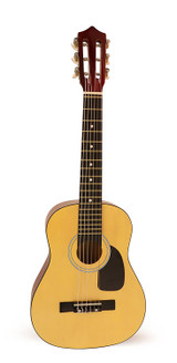 Hohner HAG250 Nylon 6-Strings Classical Acoustic Guitar for Kids Included Songbook and Color Sticker