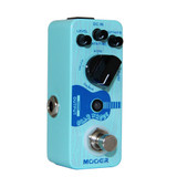 Mooer MCH3 Baby Water Delay and Chorus Effect Guitar Pedal