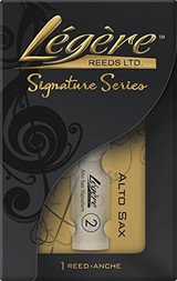 Legere TSG250 Tsss 2.5 Tenor Saxophone Signature Series Reed 2.5 - Completely Non-Toxic