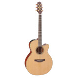 Takamine CP3NC-OV NEX 6 Strings Acoustic Electric Guitar with CTP-3 Cool Tube Electronics - Natural Satin