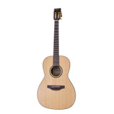 Takamine CP3NYK 6 Strings New Yorker Acoustic Electric Guitar with Rosewood Finger Board and CT4BII Electronics - Satin Natural