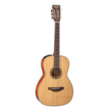 Takamine CP400NYK New Yorker 6 Strings Acoustic Guitar with Solid Cedar Top and Hawaiian Koa Back and Sides - Satin Natural