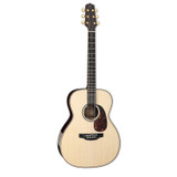 Takamine EF7M-LS OM Body 6 Strings Acoustic Guitar with Takamine TLD 2 electronics - Natural