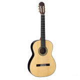 Takamine H8SS Classical Nylon 6 String Acoustic Guitar with Hard Case and Ebony Finger Board - Gloss Natural