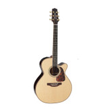 Takamine P7NC 6-string Acoustic-electric Guitar with Solid Spruce Top and Cool Tube Electronics - Gloss Natural