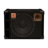 Eden D112XST8 D-Series 1 x 12 Inches 250-Watts 8-Ohms Speaker Guitar Cabinet