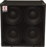 Eden EX410SC4 EX Series Guitar Cabinet with 400-Watts 4-Ohms Extended Range Speakers