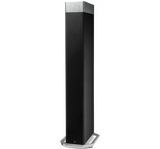 "Definitive Technology BP9080x Single High-Performance Tower Speaker with Integrated 12"" Powered Sub and Dual Bass Radiators"