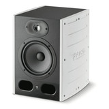 """Focal Alpha 65 6.5"""" Powered 2-way Studio Reference Studio Monitor with 105W Bi-amplification and Automatic Standby Mode (each) - Black"""